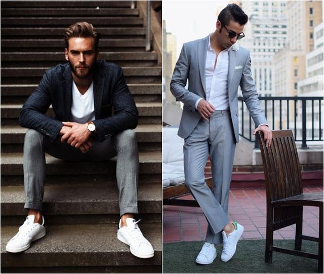 thời trang nam công sở với phong cách trẻ trung
